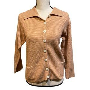 CASHMERE Vintage Bernhard Altmann Cardigan Sweater